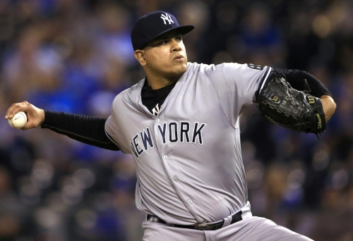 Joe Torre tried to recruit Dellin Betances for U.S. WBC roster