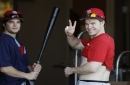 Boston Red Sox's Brock Holt makes backhanded, diving grab, strikes pose on Pablo Sandoval one-hopper VIDEO