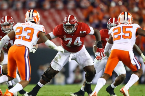 Cam Robinson 2017 NFL Draft scouting report