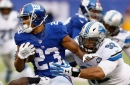 Rashad Jennings admits he could see time with Giants ending