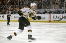 Bruins at Kings: Projected Lines