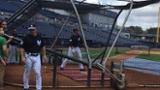 Video: Aaron Judge in the batting cage