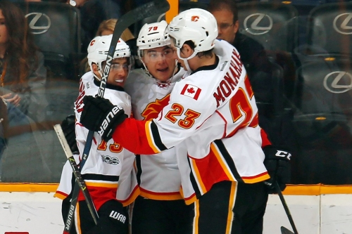 Projected Lines: Calgary Flames @ Tampa Bay Lightning