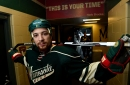 Wild's Chris Stewart: Loyalty and work ethic forged by family