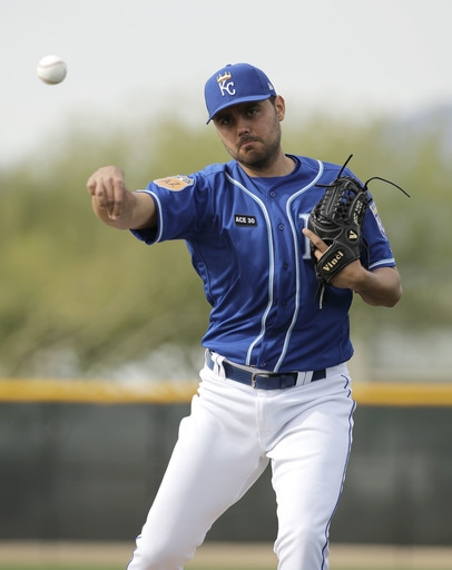 Royals hope Soria has a bounce-back season The Associated Press