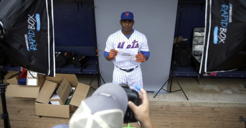 Mets happy to have Yoenis Cespedes back The Associated Press