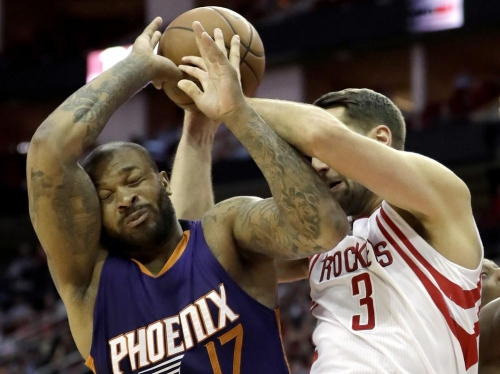 Toronto Raptors acquire forward P.J. Tucker from Phoenix Suns, further bolstering defence for stretch run
