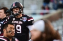 Jake Bentley just low-key put Jake Venables in his place on Twitter