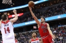 Breaking trade: Oklahoma City Thunder have acquired Taj Gibson and Doug McDermott from the Chicago Bulls for Cameron Payne, Anthony Morrow, and Joffrey Lauvergne