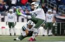 Jets release kicker Nick Folk, tackle Breno Giacomini