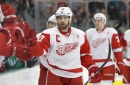 Which Wings forwards will be left unprotected from expansion draft?
