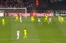 WATCH: Wanyama blasts in important goal vs. Gent in Europa League