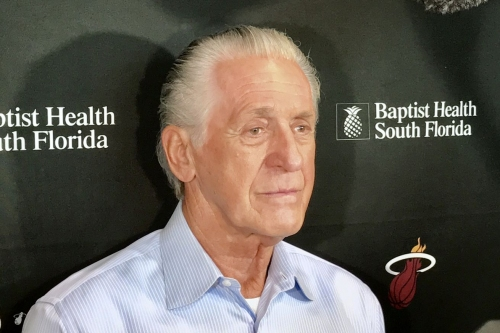Pat Riley discusses Heat's inactivity after NBA trade deadline