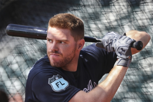 Revamped lineup gives Braves plenty of hope heading into '17 The Associated Press