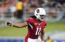 Larry Fitzgerald says the Cardinals playing in the Hall of Fame Game is the 'worst news ever'