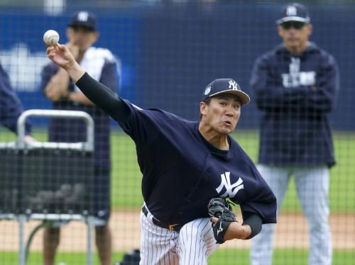 Yankees' Masahiro Tanaka primes for possible walk season with dominating sim game