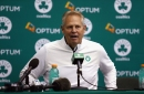 The Celtics didn't trade for a big star again. They're still the envy of the NBA