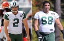 Jets choose two more casualties in pre-free agency purge