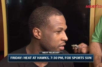 Heat discuss standing pat at the trade deadline