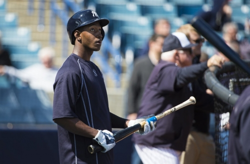 With A-Rod's help, Yanks wait to see if Mateo has grown since ban