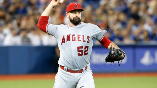 Figuring out the Angels' pitching situation