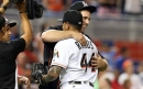 Sadness — not anger — inspired A.J. Ramos over the winter