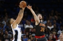 Atlanta Hawks to fill roster with Ryan Kelly and Lamar Patterson, per report