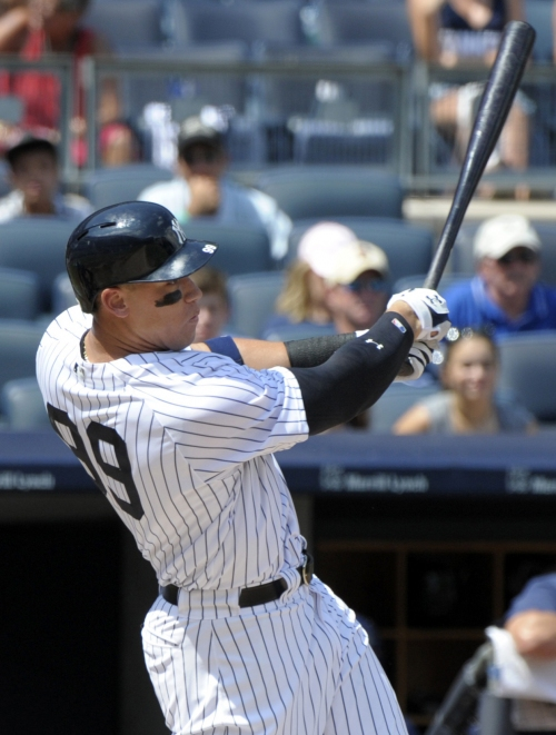 Klapisch: Is Aaron Judge ready for prime time?