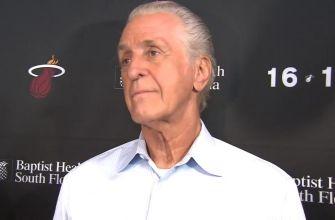 Pat Riley: Miami Heat trade deadline press conference Part 2