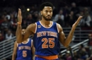 Derrick Rose says Knicks' triangle offense is 'just random basketball'