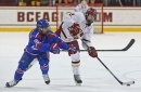 GOAL BY GOAL: BC Men's Hockey Falls To Lowell 4-1, Chances For NCAA Bid Looking Dim