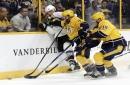 Forsberg's hat trick helps Predators beat Avalanche 4-2 The Associated Press