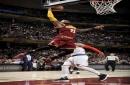 Irving, James lead Cavaliers past Knicks, 119-104 The Associated Press