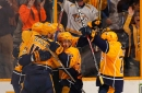Forsberg hat trick leads Predators to 4-2 win over Avalanche