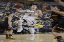 Metro & state: U-M women's hoops routs Nebraska, 88-60, on Senior Night