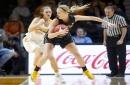 Cunningham sisters lead Mizzou to triple-digit win in home finale