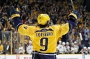 Predators LIVE To GO: Forsberg's second consecutive hat trick propels Preds to 4-2 win over Avs