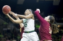 Notre Dame dismisses Boston College, braces for Florida State