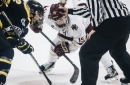 GOAL BY GOAL: BC Women's Hockey Starts WHEA Playoffs Strong With 4-0 Win Over Merrimack