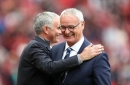 Manchester United boss Jose Mourinho sends message to Claudio Ranieri after Leicester sack