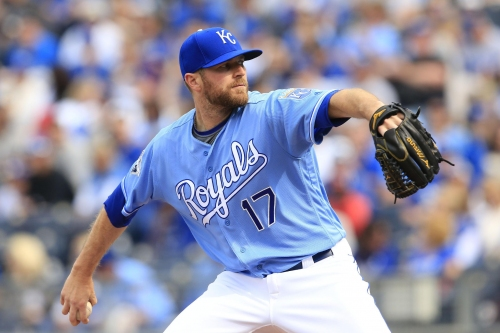 Wade Davis takes over as closer for the Chicago Cubs The Associated Press