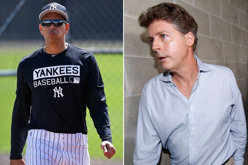 Hal Steinbrenner and A-Rod talk Yankees personnel