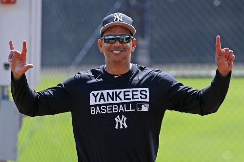 A-Rod offers Yankees his 'take' on their young players