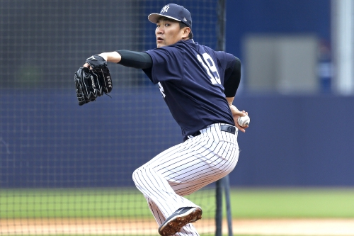 Masahiro Tanaka looks like a different pitcher this spring