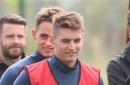 Manchester United defender Guillermo Varela claims Frankfurt is 'nicer' than Manchester