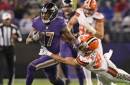 Pro Football Focus names Raven's Mike Wallace the best at this route