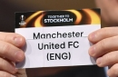 Europa League draw LIVE Manchester United fixtures updates