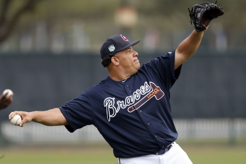 Atlanta Braves news and links: Colon will be the first on the mound this spring