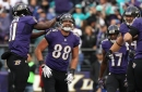 Report: Ravens may release TE Dennis Pitta