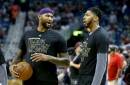 NBA scores 2017: DeMarcus Cousins and Anthony Davis will be monsters — give them time